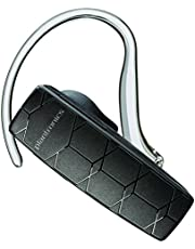 Plantronics Explorer 50 - Auricular de clip (Bluetooth 3.0, 10 m, 11 horas), color negro