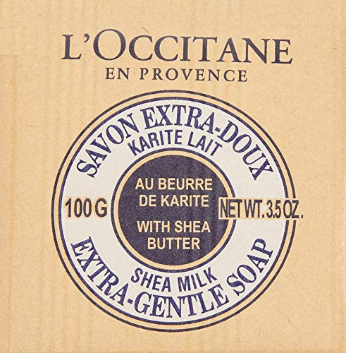 車両壮大アグネスグレイロクシタン(L'OCCITANE) シアソープ ミルク 100g