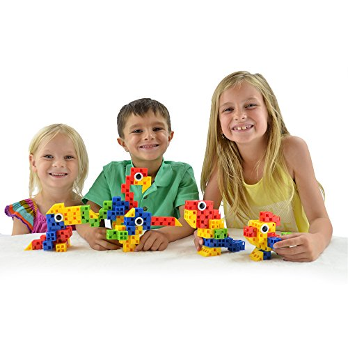 Cool Toys For Boys Age 4 : Click a brick feather friends pc building blocks set