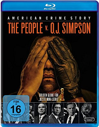 American Crime Story: The People V. O.J. Simpson - Season 1 [Blu-ray]