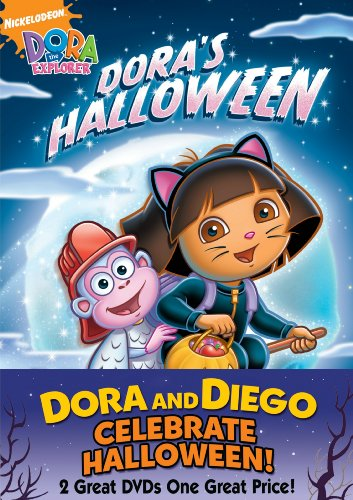 Dora And Diego Celebrate Halloween (Btb)
