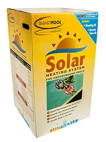 Smartpool WWS425P  Sunheater for AG Pools with Diverter Valve ()