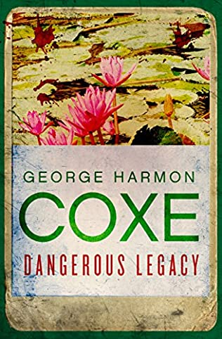 book cover of Dangerous Legacy