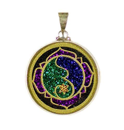 Lucky Birth Amulet by Midwife Mari (Glitter Tourmaline)