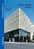 Arztekammer Berlin : English Version, Borgelt, Christiane and Jost, Regina, 3867110530