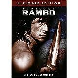 Rambo Trilogy: Ultimate Edition (First Blood/Rambo: First Blood Part II/Rambo III)