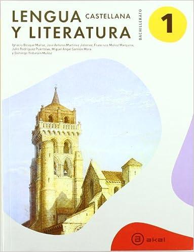 Lengua Castellana Y Literatura. Siglo XIX. Bachillerato 1 - 9788446034049: Amazon.es: Vv.Aa.: Libros
