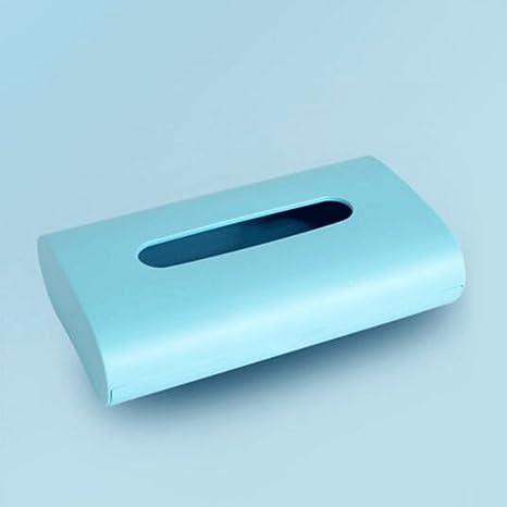 caja de pañuelos Caja de Tejido Caja de Almacenamiento a Prueba de ...