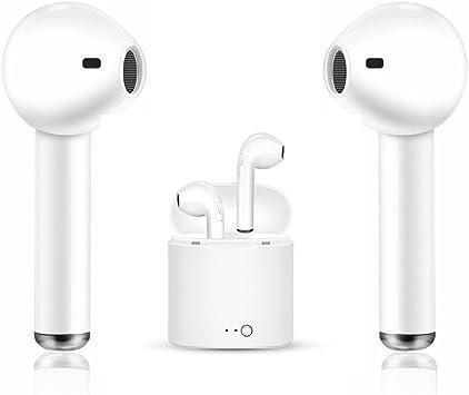 Auriculares inalámbricos con Bluetooth HDJJJJ, Auriculares ...