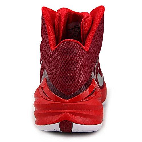 AIR JORDAN 9 RETRO 'JOHHNY KILROY' -302370-012 Team Red/University Red-White-Metallic Silver