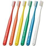オーラルケア タフト24歯ブラシ(スーパーソフト) × 10本セット【キャップなし】アソート