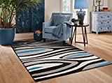 AS Quality Rugs 126-5x7 Area Rugs