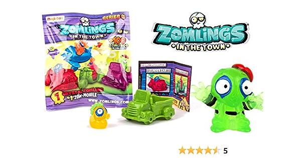 Sobre Zomlings Serie 4 - MagicBox P00737: Amazon.es: Juguetes y juegos