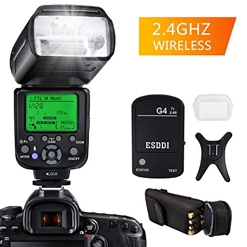 ESDDI Flash Speedlite for Nikon