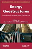 Energy Geostructures, , 184821572X