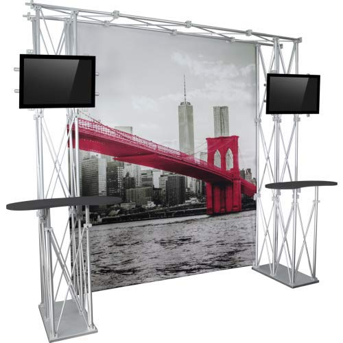 Construo 10ft Popup Truss Display ()