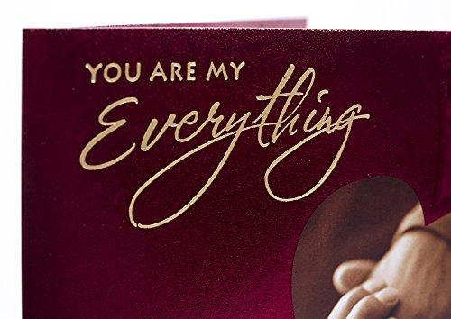 Hallmark Mahogany Valentine's Day Greeting Card (Holding Hands) Photo #6