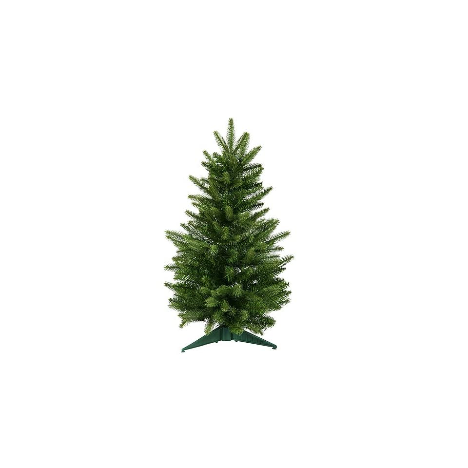 2 Frasier Fir Artificial Christmas Tree   Unlit