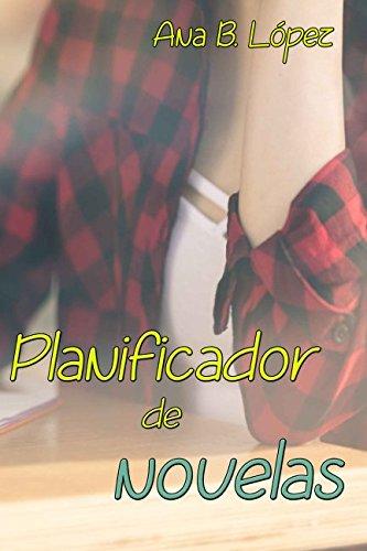 Planificador de novelas: en blanco y negro (Spanish Edition) [Ana B. Lopez] (Tapa Blanda)