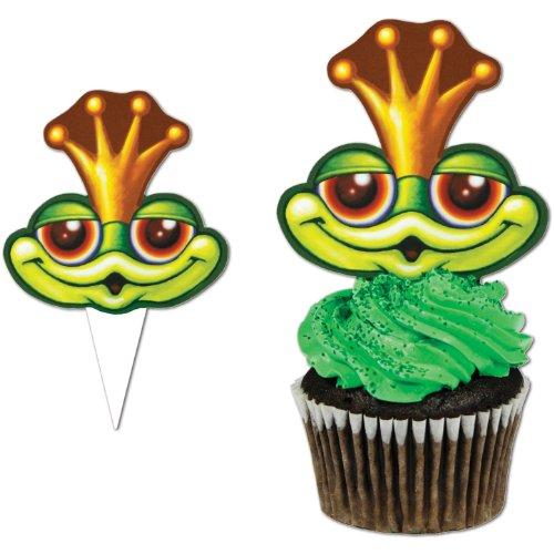 Frog Cupcake Kit 10 Pkg