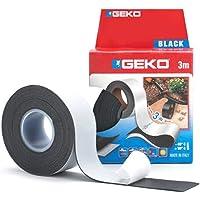Geko 16000 Cinta adhesiva autovulcanizable, 25 mm x