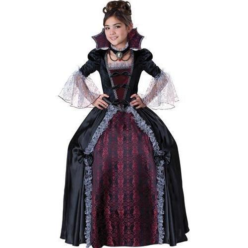 Vampiress of Versailles Girl Costume -