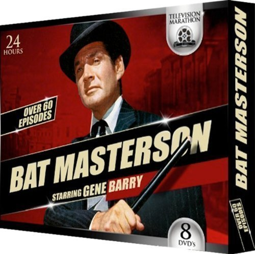 - Bat Masterson TV Series (24 Hour Marathon Collection) by TGG Direct, LLC by Eddie Davis Alan Crosland Jr.