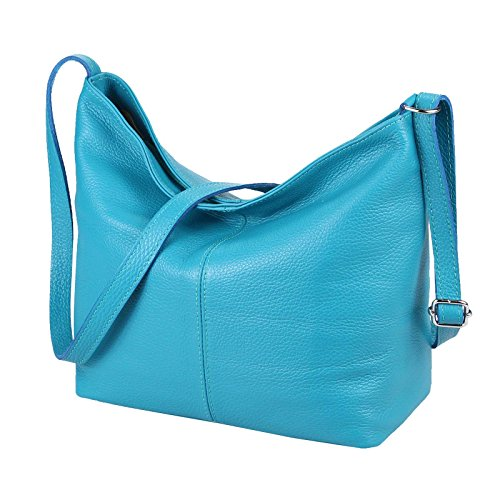 Light Cm Obc Women's beautiful Turquoise Only 36x24x14 couture Bag Shoulder Blue bxhxt wOq0w7z