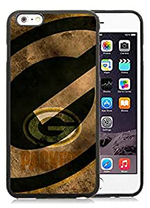 DIY Custom Phone Case For iPhone 6plus Green Bay Packers 24 Black Phone Case For iPhone 6 5.5 Inch Cover Case