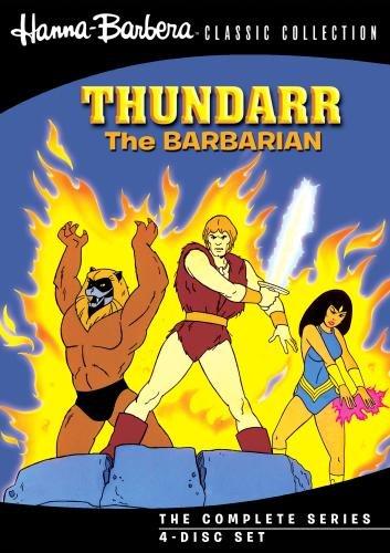 (Thundarr The Barbarian (4 Disc))