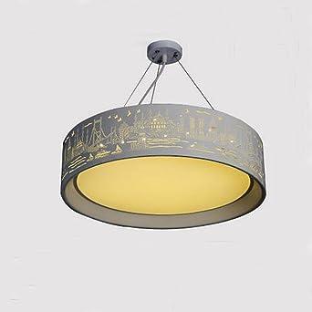 Lampe Intérieur Fer Led Pendentif Élégant Creative Simple Moderne sxthCdQr