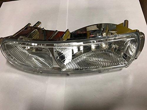 BOSS Snow Plow Headlight Lens (Smart Light) Passenger Side MSC04736