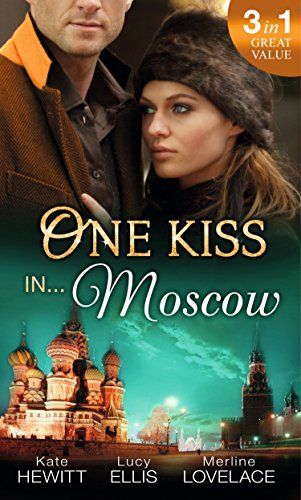 book cover of One Kiss in... Moscow