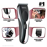 WAHL 79434 Clipper Rechargeable Cord/Cordless