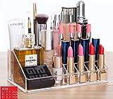 Makeup Organizer Countertop Acrylic,3 Piece