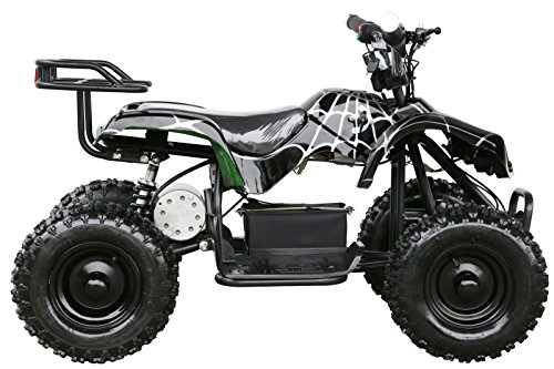 JCMOTO Electric 4 Four Wheelers ATV Mini Quad For Kids | 6