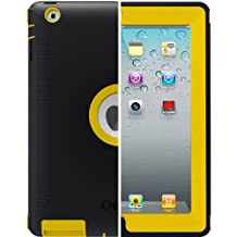 OtterBox iPad 2/3/4 Defender Hornet Case, Black/Yellow (77-19723) (Discontinued by Manufacturer)