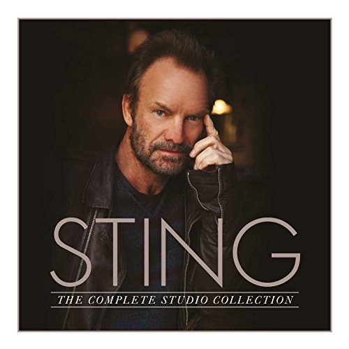 Sting - The Complete Studio Collection [16 Lp Box] - Zortam Music