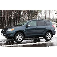 Remote Start Toyota RAV4 2009-2011 Push-To-Start Models ONLY Includes Factory T-Harness for Quick, Clean Installation