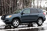 Remote Start Toyota RAV4 2009-2011 ''Push-To-Start'' Models ONLY Includes Factory T-Harness for Quick, Clean Installation