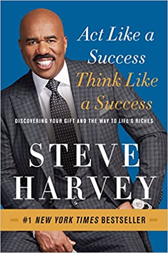 Steve Harvey Book Act Like A Lady