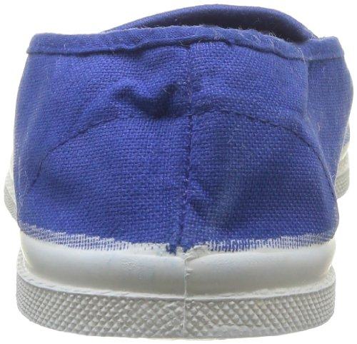 Bensimon Tennis Elastique - Zapatillas Azul (Bleu (Bleu Vif 536))