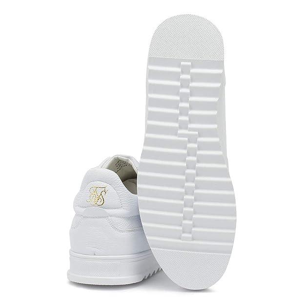 Sik Silk Herren Element Trainer, Weiß, 45: : Schuhe