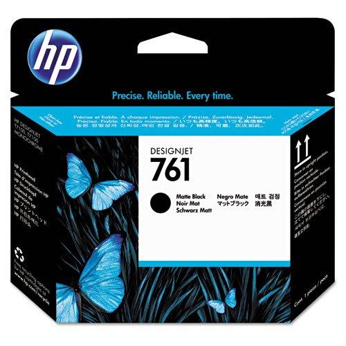 HP - CH648A (HP 761) Printhead, Matte Black CH648A (DMi EA