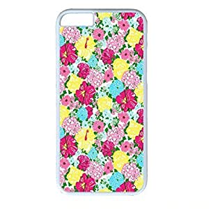 Andre-case Plastic case cover for iPhone 6 inch,ZENDOOP iPhone 6plus 5.5 case cover With monogram Colorful Floral flowers Logo pGSytYaqFx9 designKimberly Kurzendoerfer