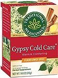 Traditional Medicinals Gypsy Cold Care Seasonal Tea, 16 Tea Bags (Pack of 6)
