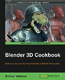 blender 3d - Blender 3D Cookbook