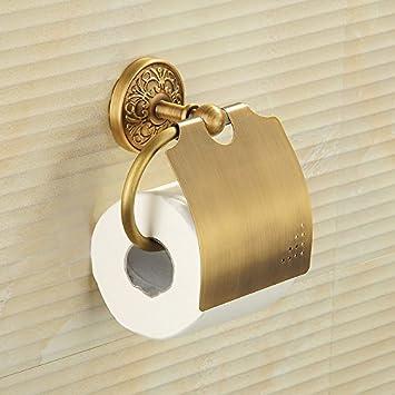 Nauy Antike Toilettenpapier Kasten Alle Kupfer Papier Tuch