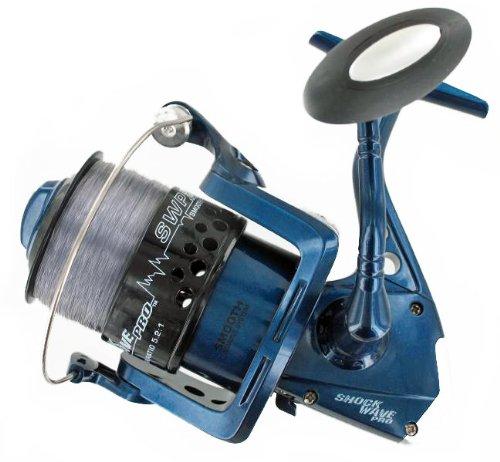 Tsunami Shock Wave Pro 650 Saltwater Fishing Reel 20 lb 180 Yds