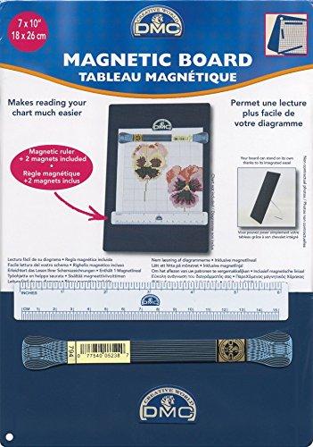 DMC Needlework Chart Magnetic Board - each